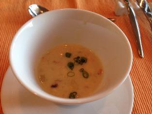 欧風料理ソレイユ スープ