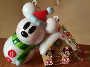 クリスマスミッキー