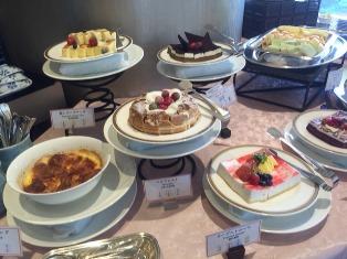 都ホテル ケーキ