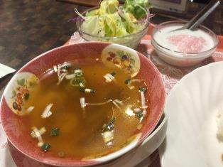 サワデーすみ芳トムヤムスープ