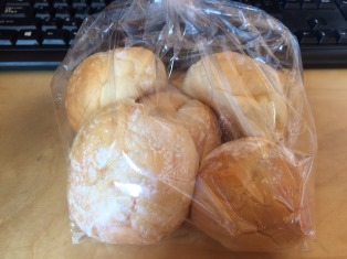 シュガーのパン
