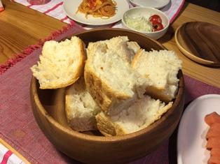ホームベーカリーのパン
