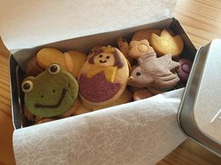 アンデルセン 童話クッキー